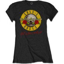 Guns N Roses - Not In This Lifetime Tour női póló