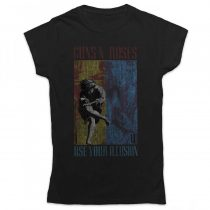 Guns N Roses - Use Your Illusion női póló