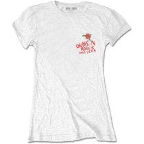 Guns N Roses - Lies, Lies, Lies (Back Print) női póló
