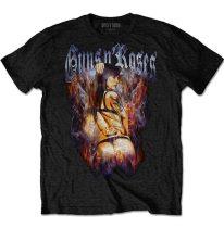Guns N Roses - Torso (Back Print) póló