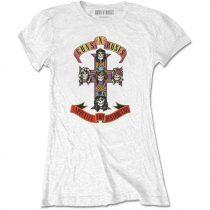 Guns N Roses - Appetite for Destruction (Retail Pack) női póló