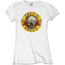 Guns N Roses - Classic Logo (Retail Pack) női póló