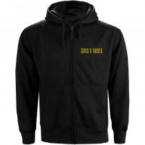Guns N Roses - Classic Logo Back pulóver