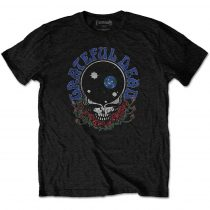 Grateful Dead - Space Your Face & Logo póló