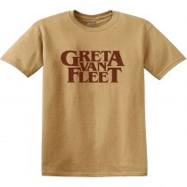 Greta Van Fleet - Logo póló
