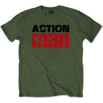 Action Man Logo póló