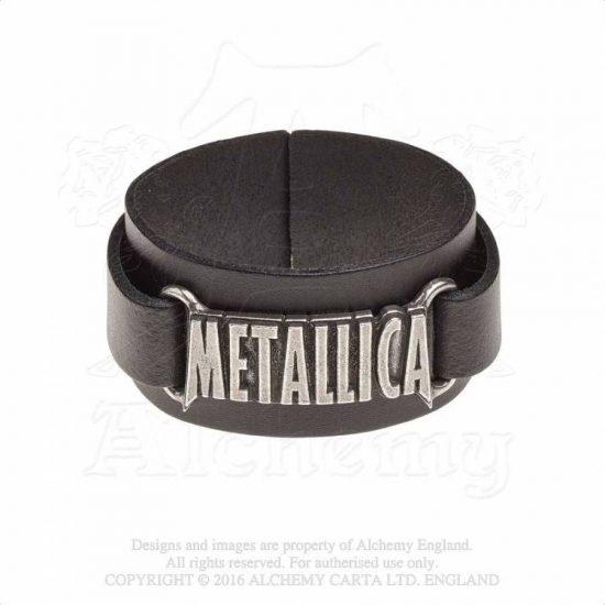 Alchemy Metallica Logo karkötő