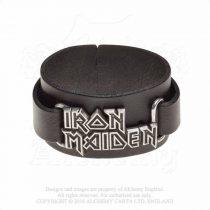 Alchemy Iron Maiden Logo karkötő