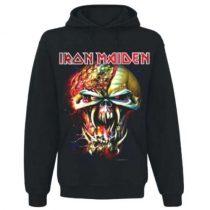Iron Maiden - Final Frontier Big Head pulóver