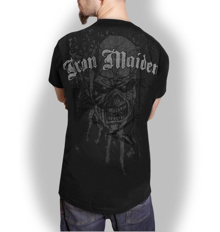 Iron Maiden - Sketched Trooper póló - RockStore.hu - Rockzenei ... a424f34d86