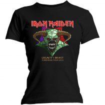 Iron Maiden - Legacy of the Beast Tour női póló