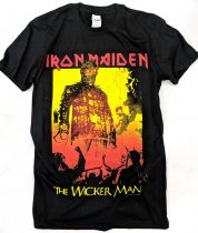 Iron Maiden - The Wicker Man Fire póló