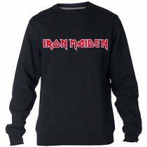 Iron Maiden - Logo pulóver