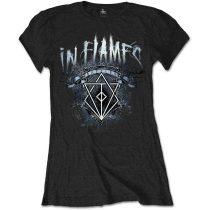 In Flames - Battles Crest női póló