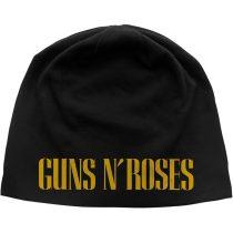 Guns N Roses - Logo sapka