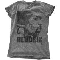 Jimi Hendrix - Let Me Live női póló