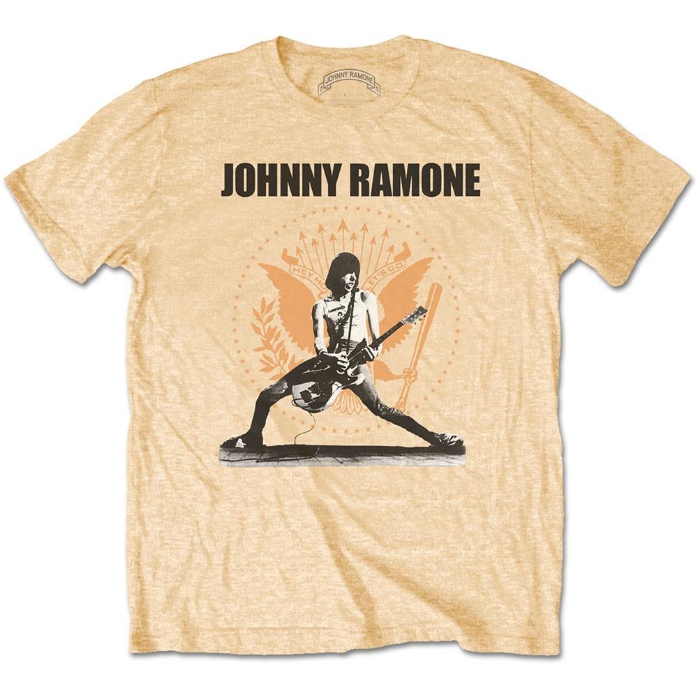 56d817a765 Ramones - Johnny Ramone Rockin n Seal póló - RockStore.hu ...