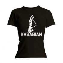 Kasabian - Ultra Black női póló