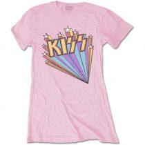 KISS - Stars női póló