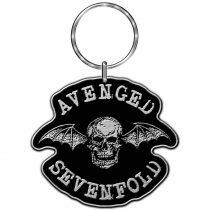 Avenged Sevenfold - Death Bat fém kulcstartó
