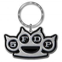 Five Finger Death Punch - Knuckles fém kulcstartó