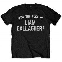 Liam Gallagher - Who the Fuck… póló