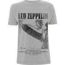 Led Zeppelin - UK Tour '69 LZ1. póló
