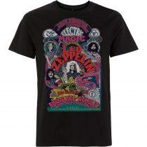 Led Zeppelin - Full Colour Electric Magic póló