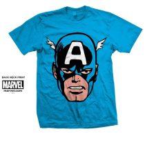 Captain America Big Head póló