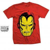 Iron Man Big Head póló