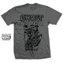 Ghost Rider Simple póló