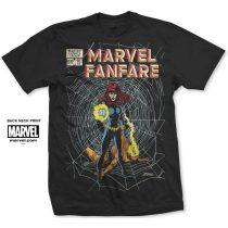 Marvel Comics - Marvel Fanfare póló