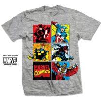 Marvel Comics - Marvel Montage póló