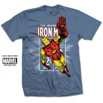 Iron Man Stamp póló