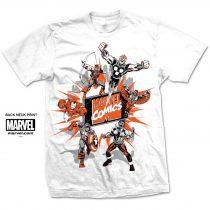 Marvel Comics - Marvel Montage 2 póló