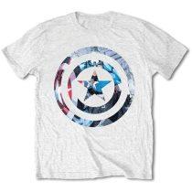 Captain America Knock-out póló