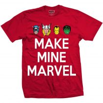 Marvel Comics - Make Mine póló