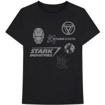 Marvel Comics - Iron Man Stark Expo póló