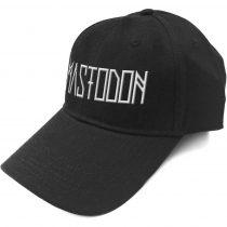 Mastodon - White Logo baseball sapka
