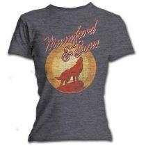 Mumford & Sons - Hopeless női póló