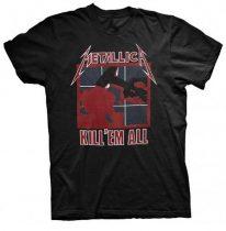 Metallica - Kill 'Em All (Back Print) póló
