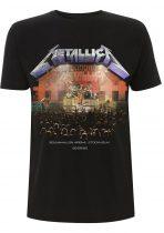 Metallica - Stockholm '86. (Back Print) póló