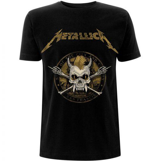 Metallica - Scary Guy Seal póló