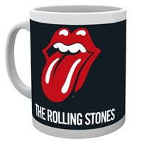 The Rolling Stones - LOGO bögre