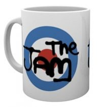 The Jam - TARGET bögre