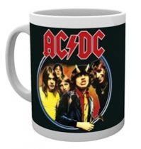 AC/DC - BAND bögre