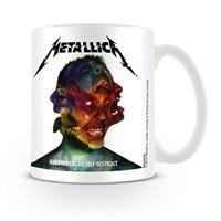 Metallica - HARDWIRED ALBUM bögre