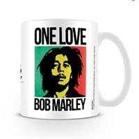 Bob Marley - ONE LOVE bögre