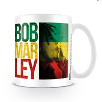 Bob Marley - SMOKE bögre