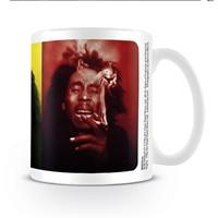 Bob Marley - TRICOLOUR SMOKE bögre